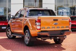 2021 Ford Ranger Wildtrak PX MkIII MY21.75 4X4 Dual Range Saber