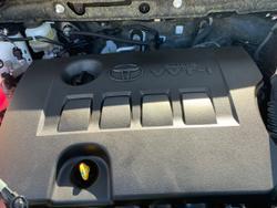 2014 Toyota RAV4 GX ZSA42R MY14 White