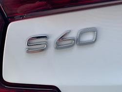 2021 Volvo S60 B5 Inscription MY22 AWD Crystal White