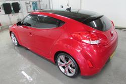 2012 Hyundai Veloster + FS Veloster Red