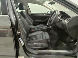2017 Volkswagen Passat 140TDI Alltrack B8 MY18 Four Wheel Drive Manganese Grey
