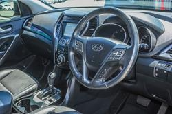 2015 Hyundai Santa Fe Elite DM3 Series II MY16 4X4 On Demand Phantom Black