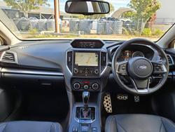 2017 Subaru XV 2.0i-S G5X MY18 AWD Crystal Black