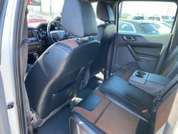 2015 Ford Ranger Wildtrak PX MkII 4X4 Dual Range Cool White