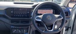 2021 Volkswagen T-Cross 85TSI Life C1 MY22 Pure White