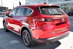 2021 Mazda CX-8 Touring KG Series Red