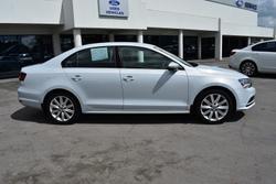 2017 Volkswagen Jetta 118TSI Comfortline 1B MY17 White Silver