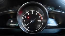 2017 Mazda 3 SP25 GT BN Series Red