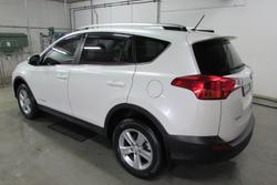 2014 Toyota RAV4 GXL ALA49R MY14 AWD White