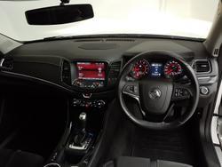 2016 Holden Commodore SV6 VF Series II MY16 Heron White