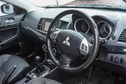 2016 Mitsubishi Lancer ES Sport CF MY16 Sterling Silver