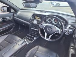 2016 Mercedes-Benz E-Class E250 A207 Iridium Silver