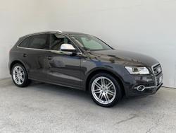 2013 Audi SQ5 TDI 8R MY13 Four Wheel Drive Grey