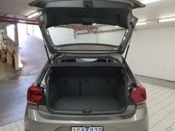 2020 Volkswagen Polo 70TSI Trendline AW MY21 Grey