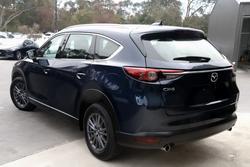 2020 Mazda CX-8 Sport KG Series Deep Crystal Blue