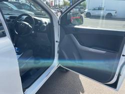 2016 Mazda BT-50 XT Hi-Rider UR Cool White