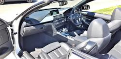 2016 BMW 4 Series 440i F33 Alpine White