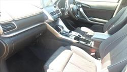 2018 Mitsubishi Eclipse Cross LS YA MY18 Grey
