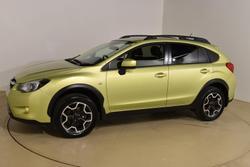 2015 Subaru XV 2.0i-L G4X MY15 AWD Plasma Green
