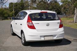 2011 Hyundai i30 SX FD MY11 Ceramic White