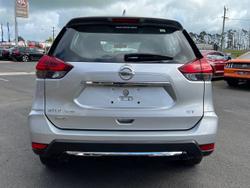 2018 Nissan X-TRAIL ST T32 Series II 4X4 On Demand Silver