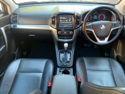 2017 Holden Captiva LTZ CG MY18 AWD Blue