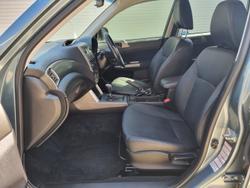 2012 Subaru Forester X Luxury Edition S3 MY12 AWD Green