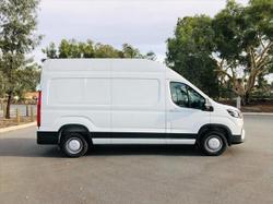 2021 LDV DELIVER 9 Deliver 9 LWB HR Auto Blanc White