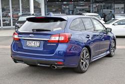 2016 Subaru Levorg 2.0 GT-S V1 MY17 AWD Lapis Blue