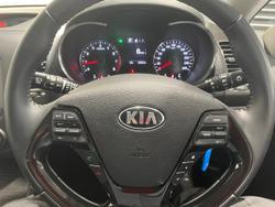 2017 Kia Cerato Sport YD MY18 Silver