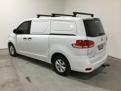 2015 LDV G10 SV7C White