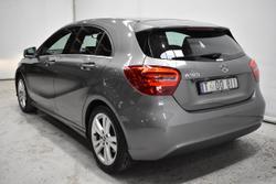 2017 Mercedes-Benz A-Class A180 W176 Mountain Grey