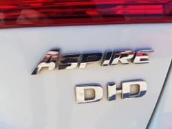 2010 Mitsubishi ASX Aspire XA MY11 4X4 Constant White