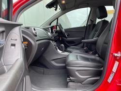 2016 Holden Trax LTZ TJ MY16 Blaze Red