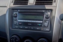 2010 Toyota Corolla Conquest ZRE152R Black