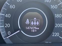 2013 Honda CR-V VTi-L RM 4X4 On Demand Twilight Blue