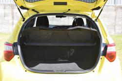 2017 Toyota Yaris Ascent NCP130R Vivid Yellow