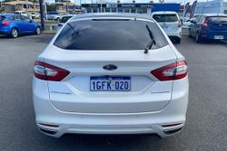 2017 Ford Mondeo Titanium MD MY17 White