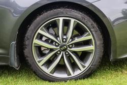 2013 Kia Optima Platinum TF MY13 Grey