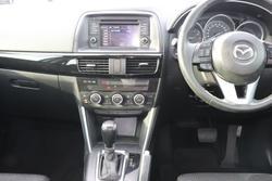 2014 Mazda CX-5 Maxx KE Series 2 Cloth