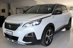 2018 Peugeot 5008 GT Line P87 MY18 White
