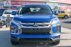 2020 Mitsubishi ASX LS XD MY21 Lightning Blue
