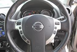 2012 Nissan Dualis +2 ST J10 Series 3 MY12 Silver
