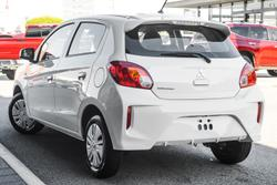 2021 Mitsubishi Mirage ES LB MY22 White