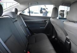 2014 Toyota Corolla Ascent ZRE172R White