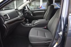 2018 Toyota Kluger GX GSU50R Cosmos Blue