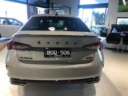 2021 SKODA Octavia RS NX MY21 Steel Grey