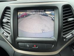 2014 Jeep Cherokee Longitude KL 4X4 On Demand