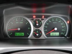 2006 Ford Falcon Futura BF Grey