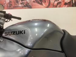 2002 Suzuki GSX750F Silver
